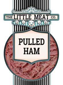 pulled ham branding